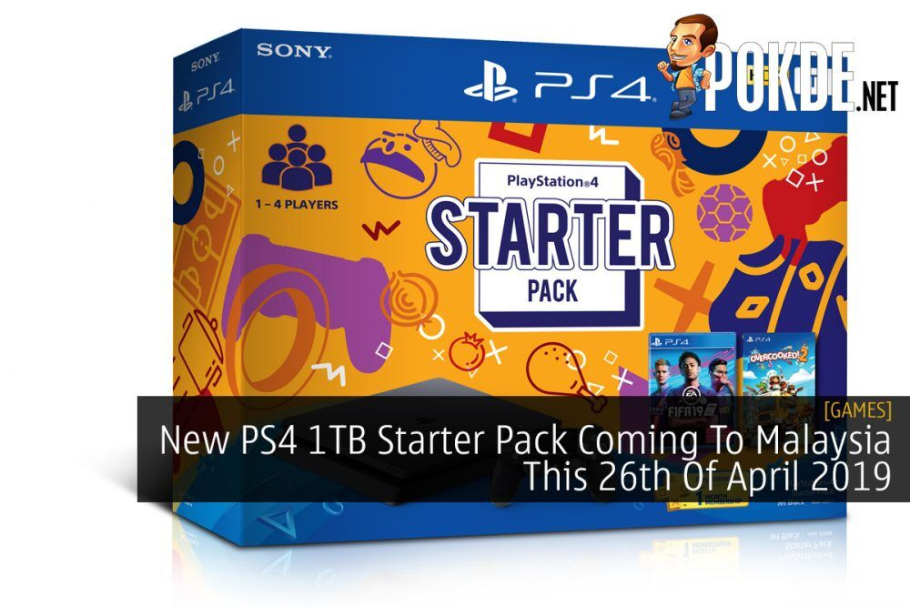 New PS4 1TB Starter Pack Coming To Malaysia This 26th Of April 2019 25