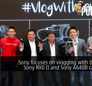 Sony refocuses on vlogging with the new Sony RX0 II and Sony A6400 cameras 35
