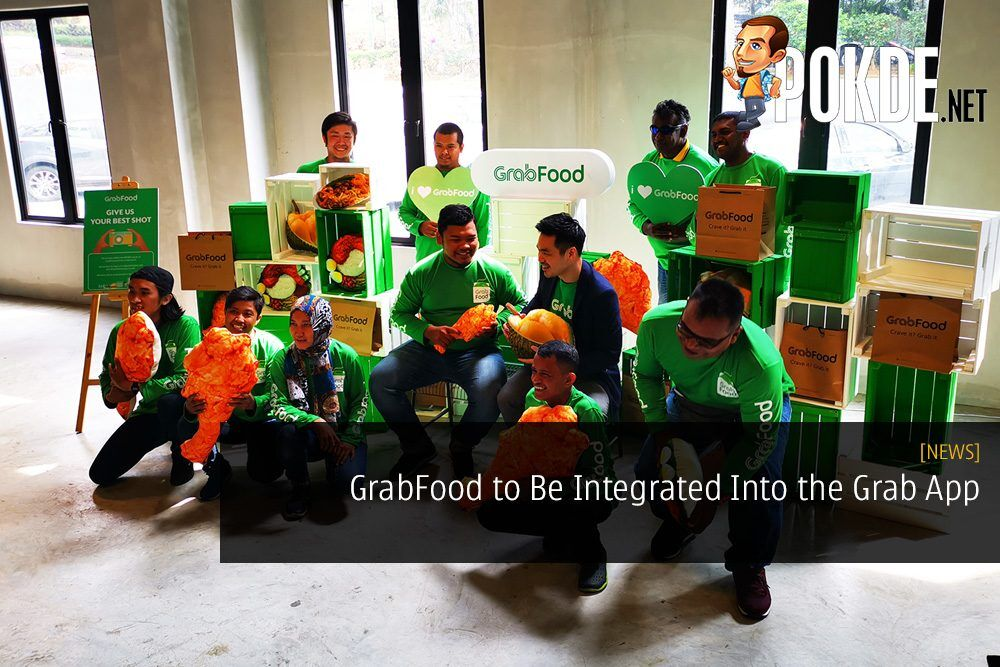 GrabFood to Be Integrated Into the Grab App - Now With More Food Choices and Available Locations 24