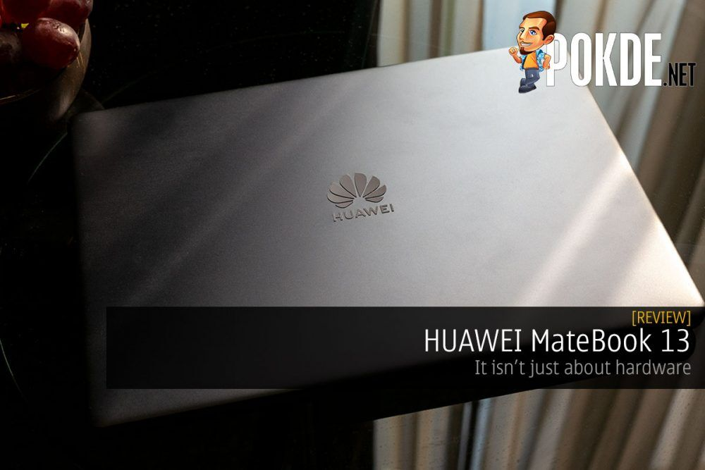 HUAWEI MateBook 13 Review — it isn't just about hardware 22