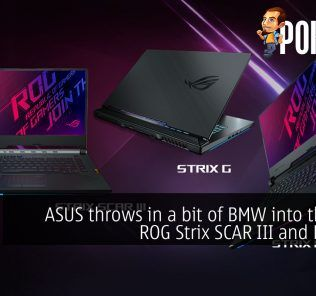 ASUS throws in a bit of BMW into the new ROG Strix SCAR III and Hero III 42