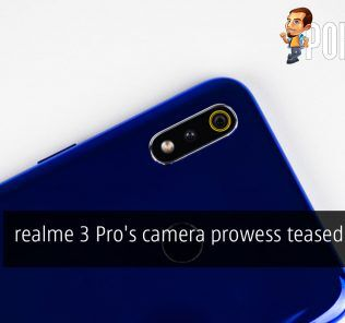 realme 3 Pro's camera prowess teased by CEO 26