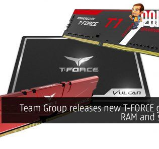 Team Group adds new T-FORCE gaming RAM and storage 30