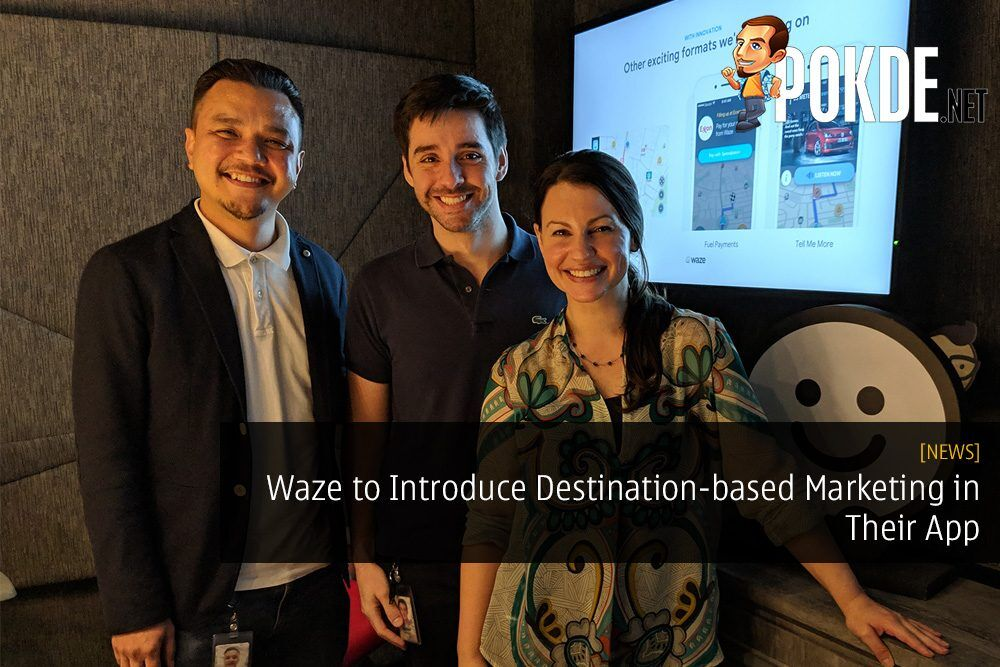Waze to Introduce Destination-based Marketing in Their App