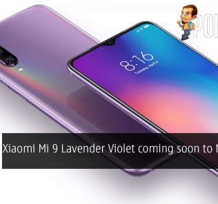 Xiaomi Mi 9 Lavender Violet coming soon to Malaysia 26