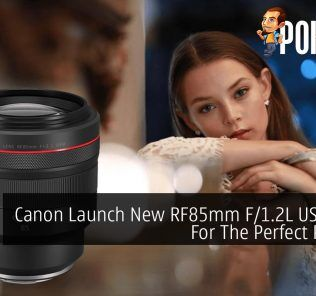 Canon Launch New RF85mm F/1.2L USM Lens For The Perfect Portrait 30