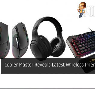 [Computex 2019] Cooler Master Reveals Latest Wireless Pheripherals 26
