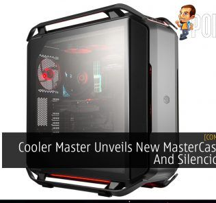 [Computex 2019] Cooler Master Unveils New MasterCase H100 And Silencio Series 25