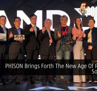 [Computex 2019] PHISON Brings Forth The New Age Of PCIe 4.0 Solutions 22