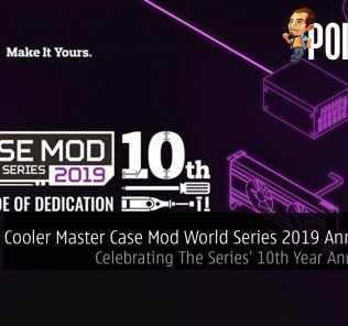 Cooler Master Case Mod World Series 2019 Announced — Celebrating The Series' 10th Year Anniversary 25