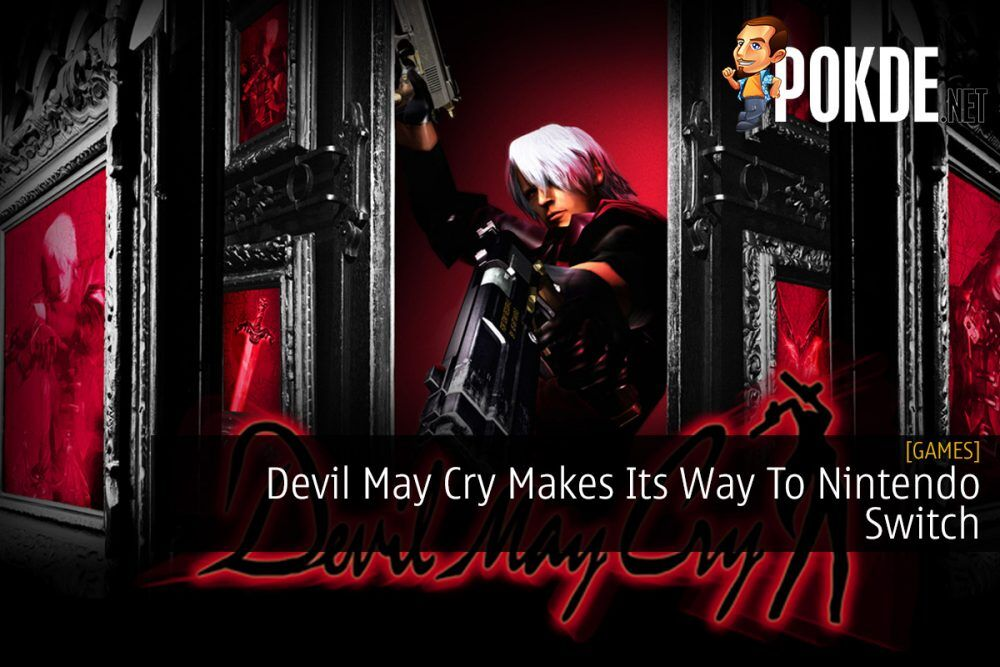 Devil May Cry Makes Its Way To Nintendo Switch 20