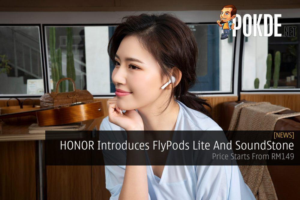 HONOR Introduces FlyPods Lite And SoundStone — Price Starts From RM149 20