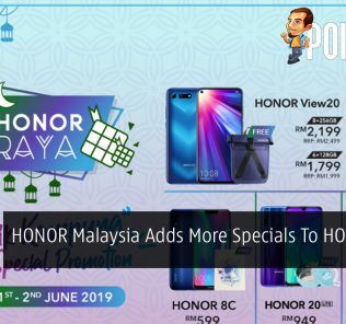 HONOR Malaysia Adds More Specials To HONORaya Promo 31
