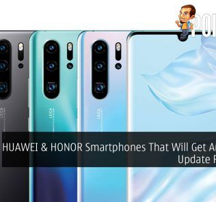 HUAWEI & HONOR Smartphones That Will Get Android Q Update Revealed 27