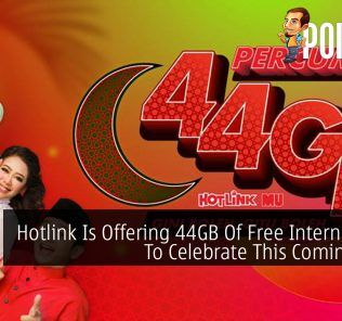 Hotlink Is Offering 44GB Of Free Internet Data To Celebrate This Coming Raya 23