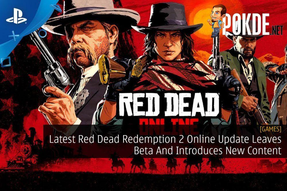 Latest Red Dead Redemption 2 Online Update Leaves Beta And Introduces New Content 19