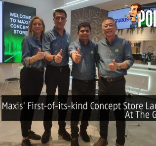 Maxis' First-of-its-kind Concept Store Launched At The Gardens 24
