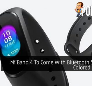 Mi Band 4 To Come With Bluetooth 5.0 And Colored Display 23