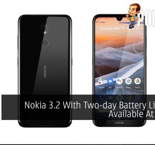 Nokia 3.2 With Two-day Battery Life Now Available At RM499 33