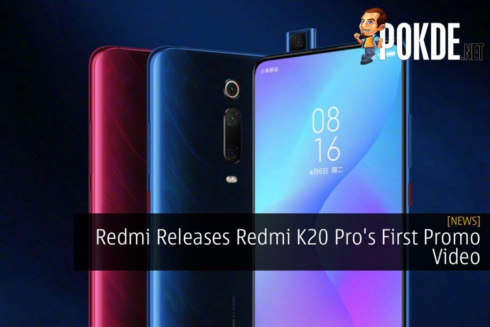 Redmi Releases Redmi K20 Pro's First Promo Video 21