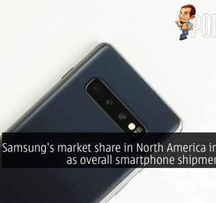 Samsung's market share in North America increases as overall smartphone shipments drop 29