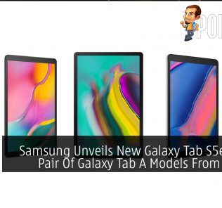 Samsung Unveils New Galaxy Tab S5e And A Pair Of Galaxy Tab A Models From RM899 25