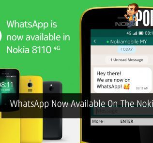 WhatsApp Now Available On The Nokia 8110 4G 29