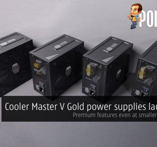 Cooler Master V Gold power supplies launched — premium features even at smaller capacities! 30
