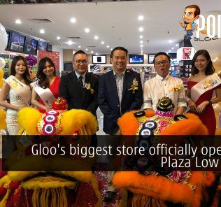 Gloo's biggest store officially opened in Plaza Low Yat, KL 24