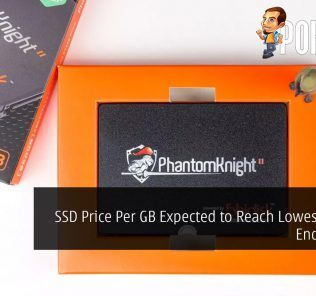 SSD Price Per GB Expected to Reach Lowest Ever By End of 2019