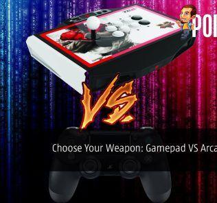 Choose Your Weapon: Gamepad VS Arcade Sticks