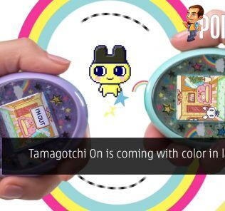 Tamagotchi On is coming with color in late July! 22