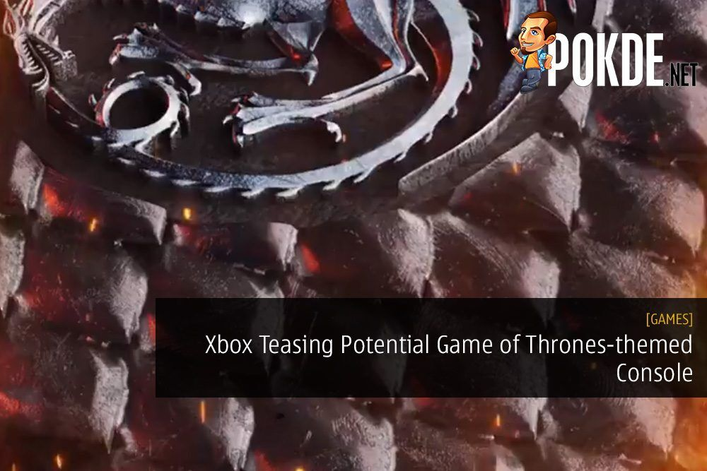 Xbox Teasing Potential Game of Thrones-themed Console