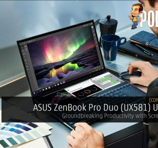 [Computex 2019] ASUS ZenBook Pro Duo (UX581) Unveiled – Groundbreaking Productivity with ScreenPad Plus 23