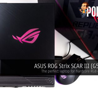 ASUS ROG Strix SCAR III (G531GW) Review — the perfect laptop for hardcore RGB enthusiasts 25
