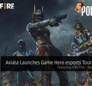 Axiata Launches Game Hero esports Tournament — Featuring Free Fire - Battlegrounds 22