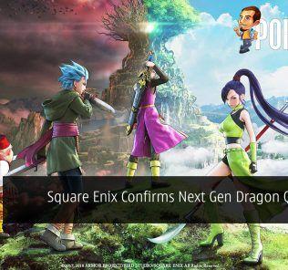 Square Enix Confirms Next Gen Dragon Quest HD - Dragon Quest XII?