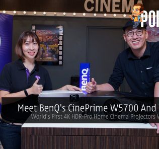 Meet BenQ's CinePrime W5700 And W2700 — World's First 4K HDR-Pro Home Cinema Projectors With DCI-P3 27