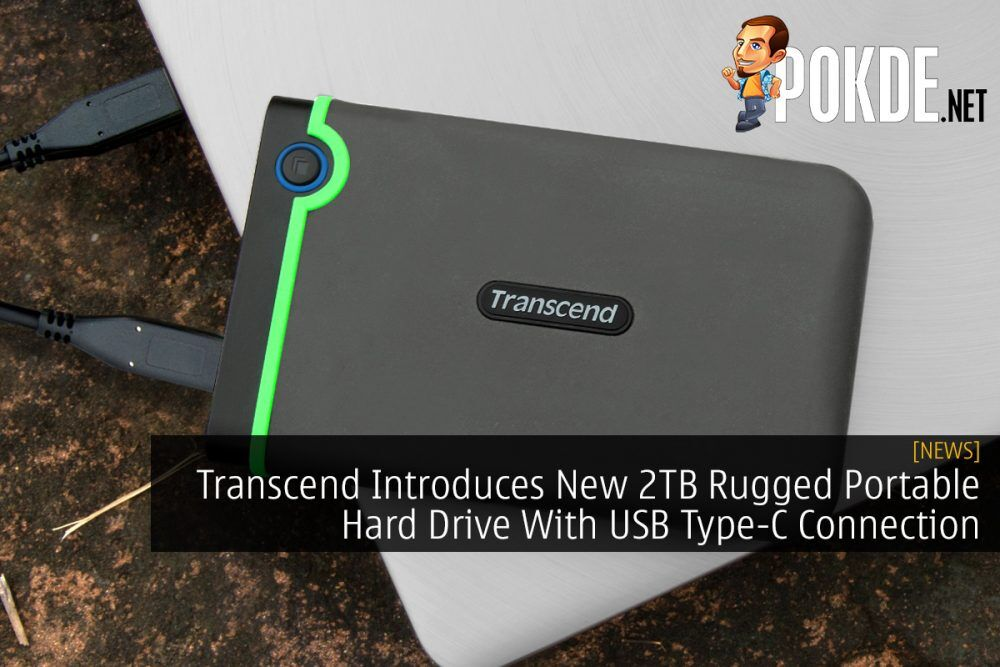 Transcend Introduces New 2TB Rugged Portable Hard Drive With USB Type-C Connection 22