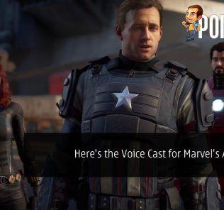 [E3 2019] Here's the Voice Cast for Marvel's Avengers