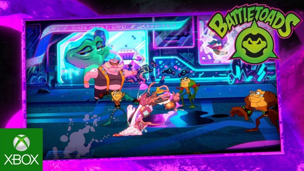 [E3 2019] New Battletoads Game Officially Confirmed