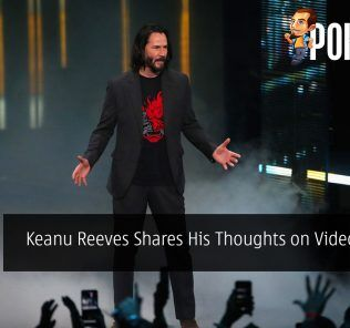 Keanu Reeves Shares His Thoughts on Video Games