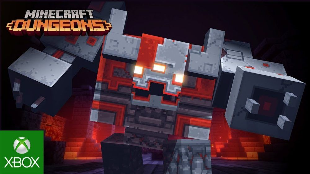 [E3 2019] Minecraft Dungeons Gets Gameplay Trailer and Release Window