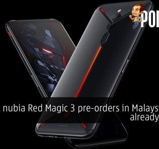 nubia Red Magic 3 pre-orders in Malaysia have already begun 22