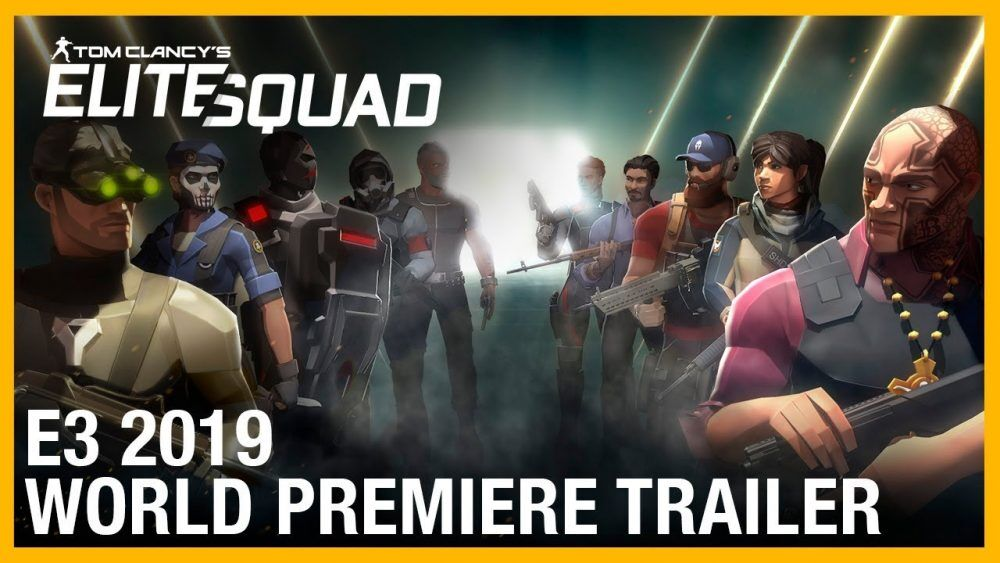 [E3 2019] Tom Clancy's Elite Squad is a New Mobile Game For You