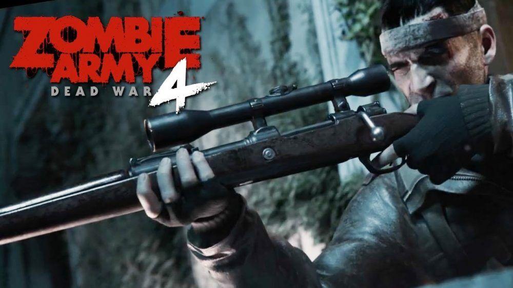 [E3 2019] Zombie Army 4: Dead War Officially Announced