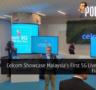 Celcom Showcase Malaysia's First 5G Live Cluster Field Trial 30
