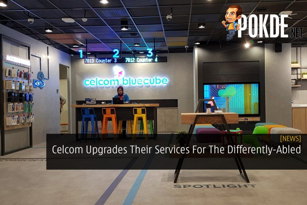 Celcom Upgrades Their Services For The Differently-Abled 21