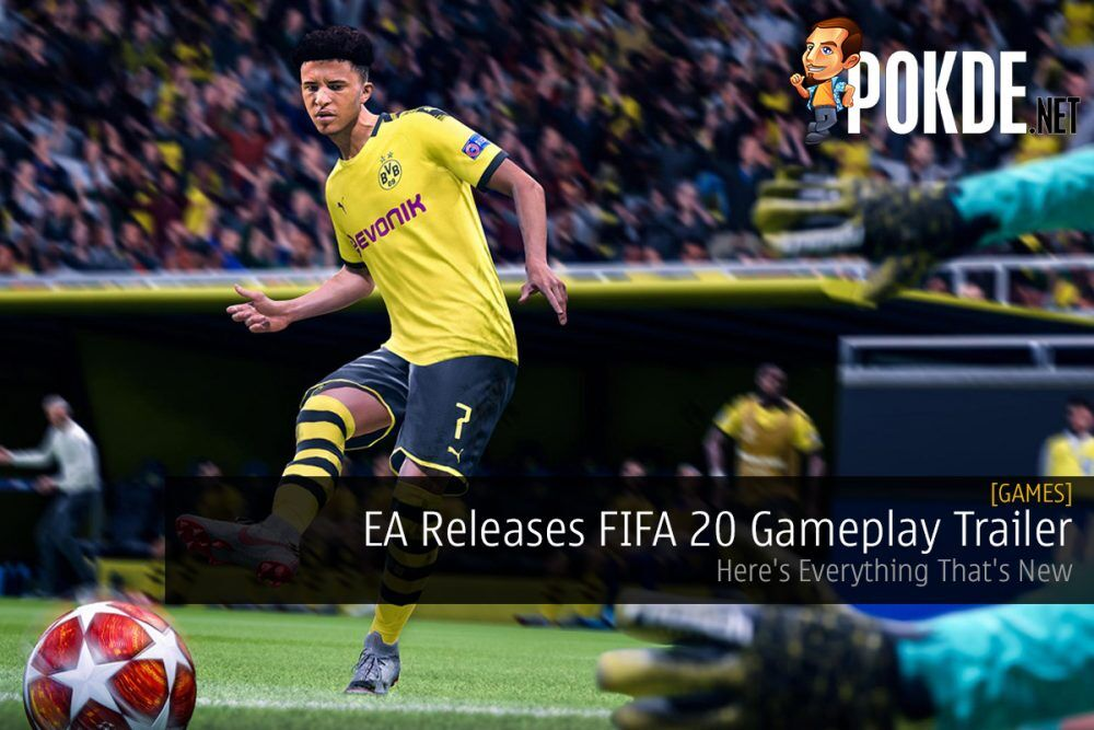 EA Releases FIFA 20 Gameplay Trailer — Here's Everything That's New 22