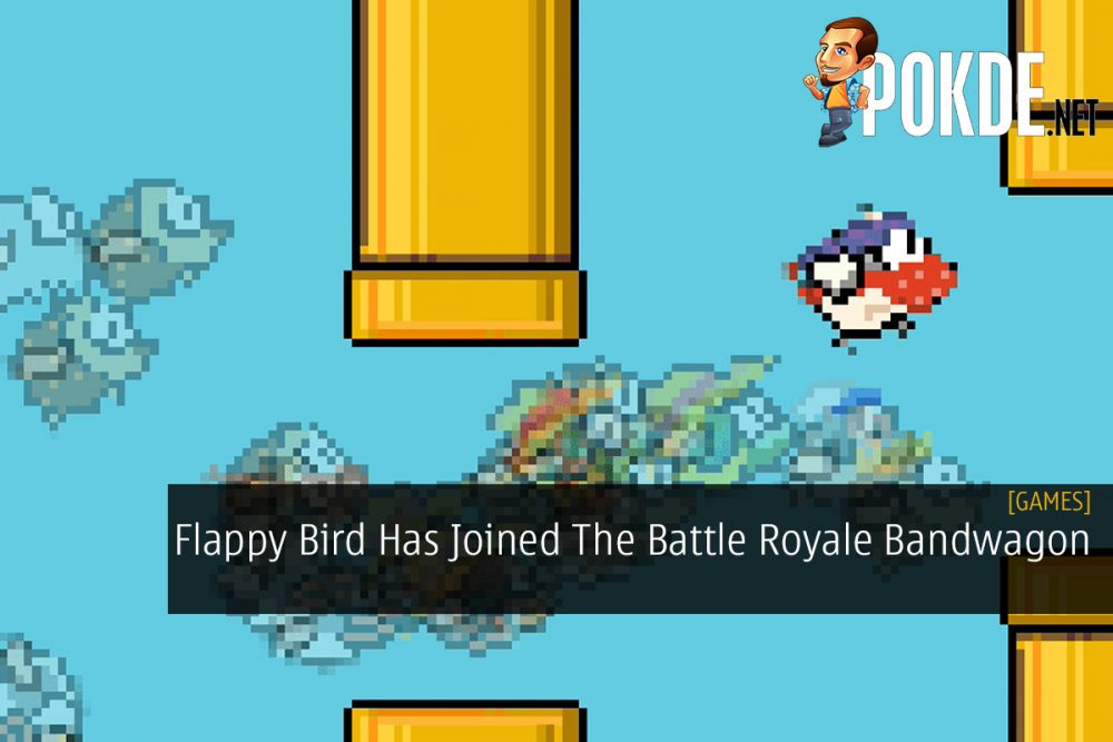 Flappy Bird Has Joined The Battle Royale Bandwagon 24
